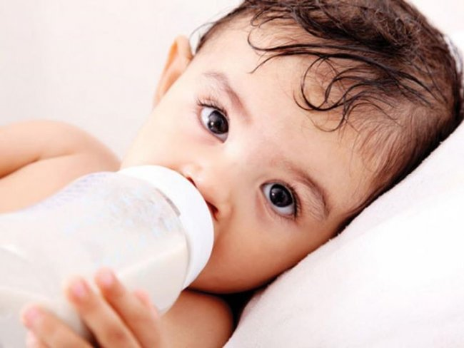 EARLY CHILDHOOD TOOTH DECAY (BABY-BOTTLE TOOTH DECAY)